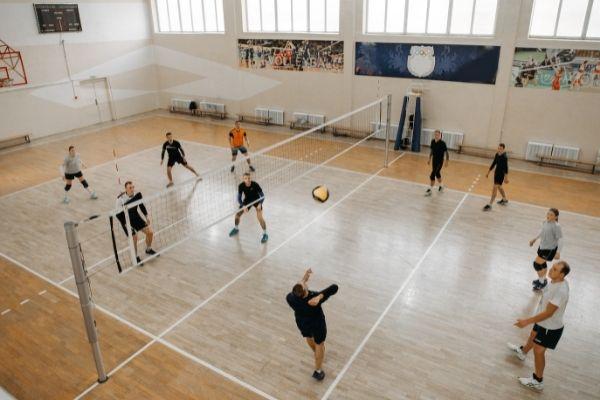 กติกาวอลเลย์บอล - วิธีการเล่น