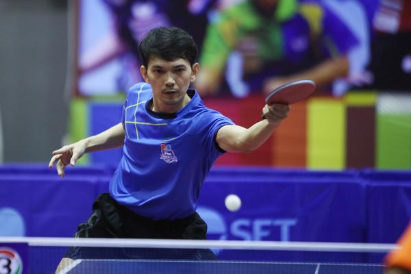 6 นักกีฬาปิงปองไทยฝีมือดี ที่สร้างชื่อเสียงให้กับประเทศ - ชัยศิษฎ์ ชัยทัศ
