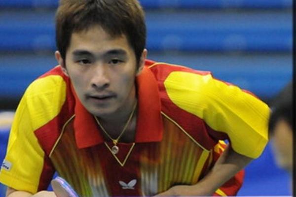 นักกีฬาปิงปองไทย - ภุชงค์ สงวนสิน