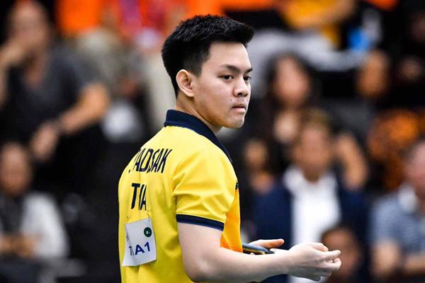 6 นักกีฬาปิงปองไทยฝีมือดี ที่สร้างชื่อเสียงให้กับประเทศ - ภาดาศักดิ์ ตันติวิริยะเวชกุล